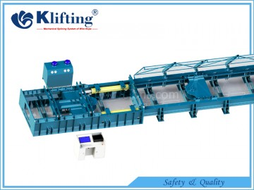 K-LS Tension Testing Bed