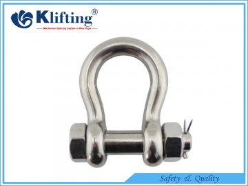 US Type Bow Shackle with Pin