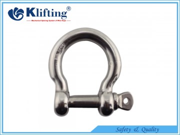 Euro Type  Large Bow Shackle