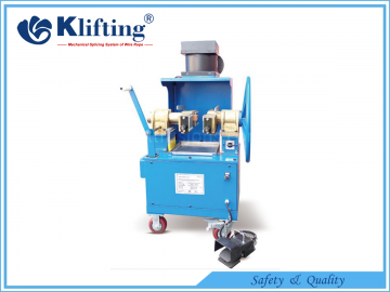 KA-1011A Wire Rope Annealing Machine With Smoke Exhaust Device